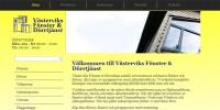 Västerviks Fönster och Dörrtjänst