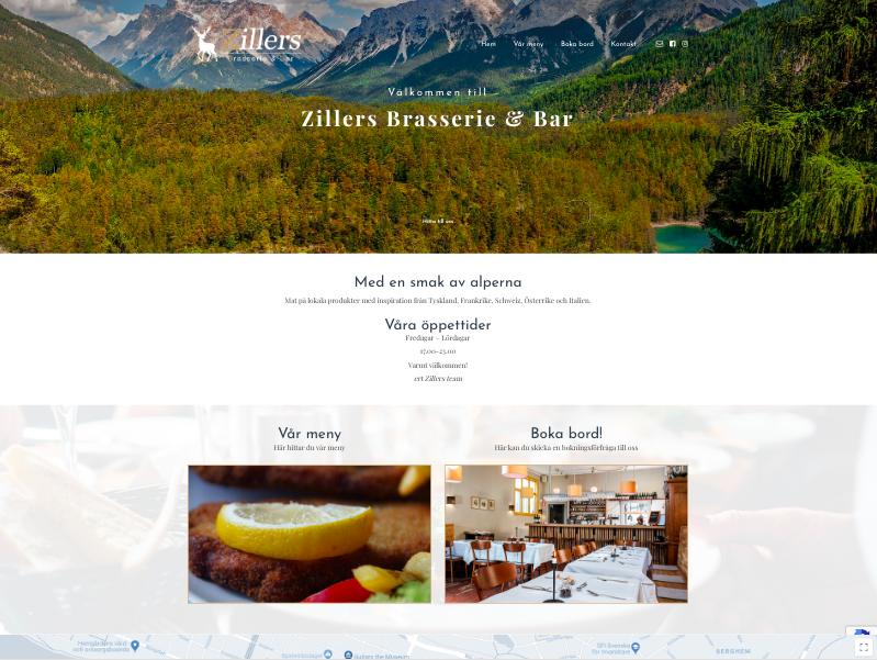 Zillers Brasserie & Bar